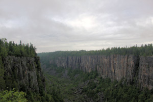 Ouimet Canyon, Ontario