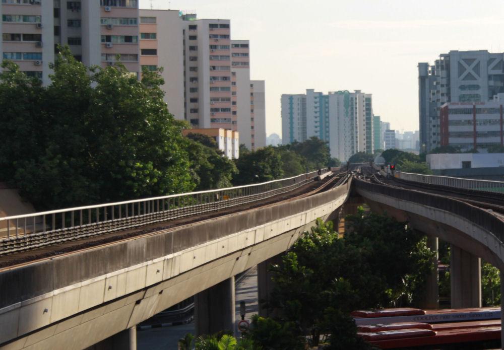 Subway station, Singapore
