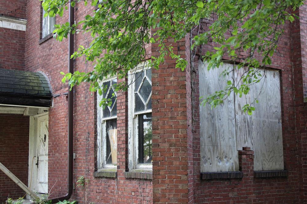 Julius W. Hageler 1st historic home, Oglesby Illinois