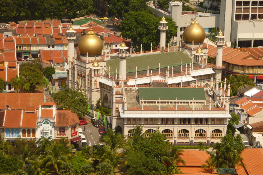 Masjid Sultan Islamic mosque
