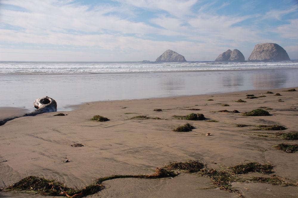 Oceanside beach, OR