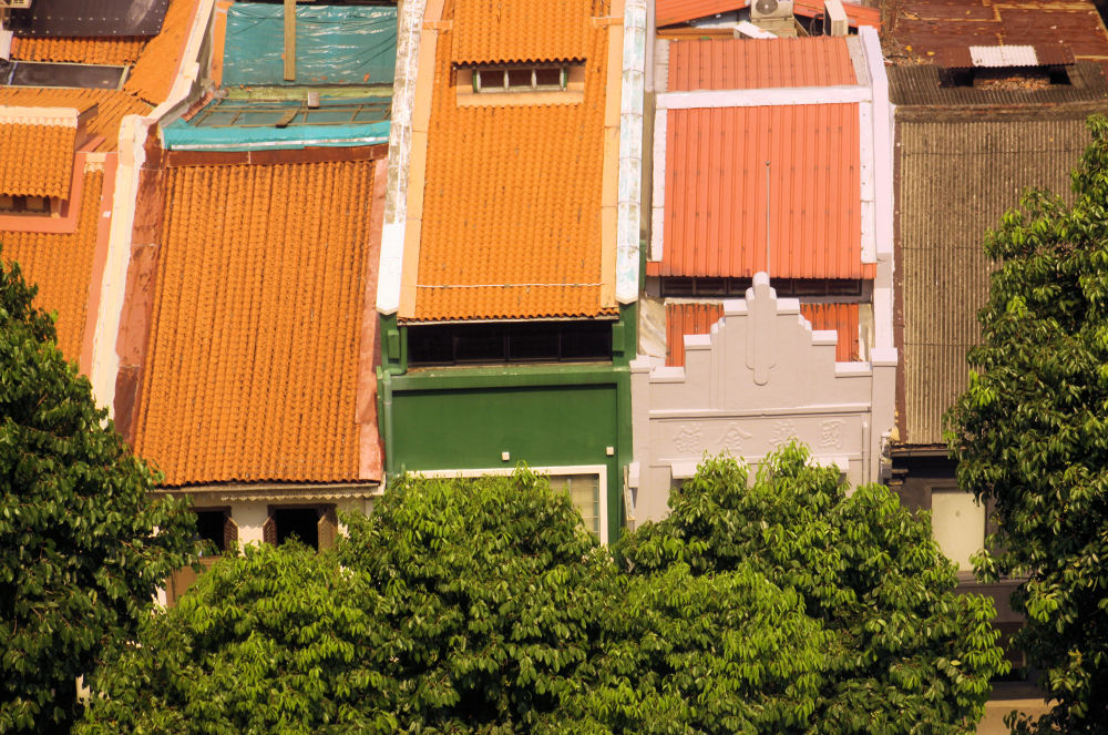 Singapore Roof-tops