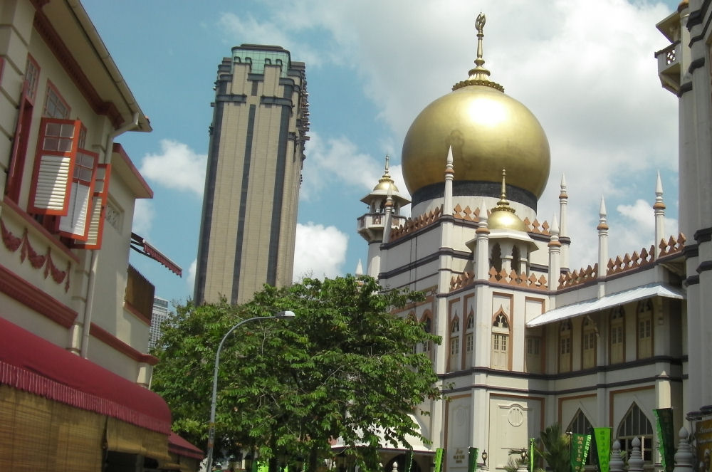 Masjid Sultan Islamic Mosque, Singapore