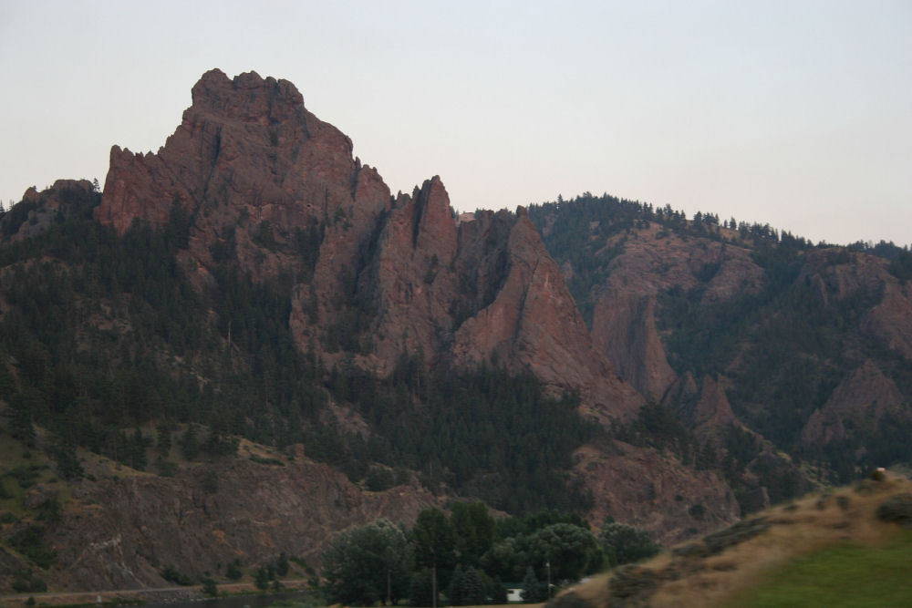 Hwy 25, Wyoming