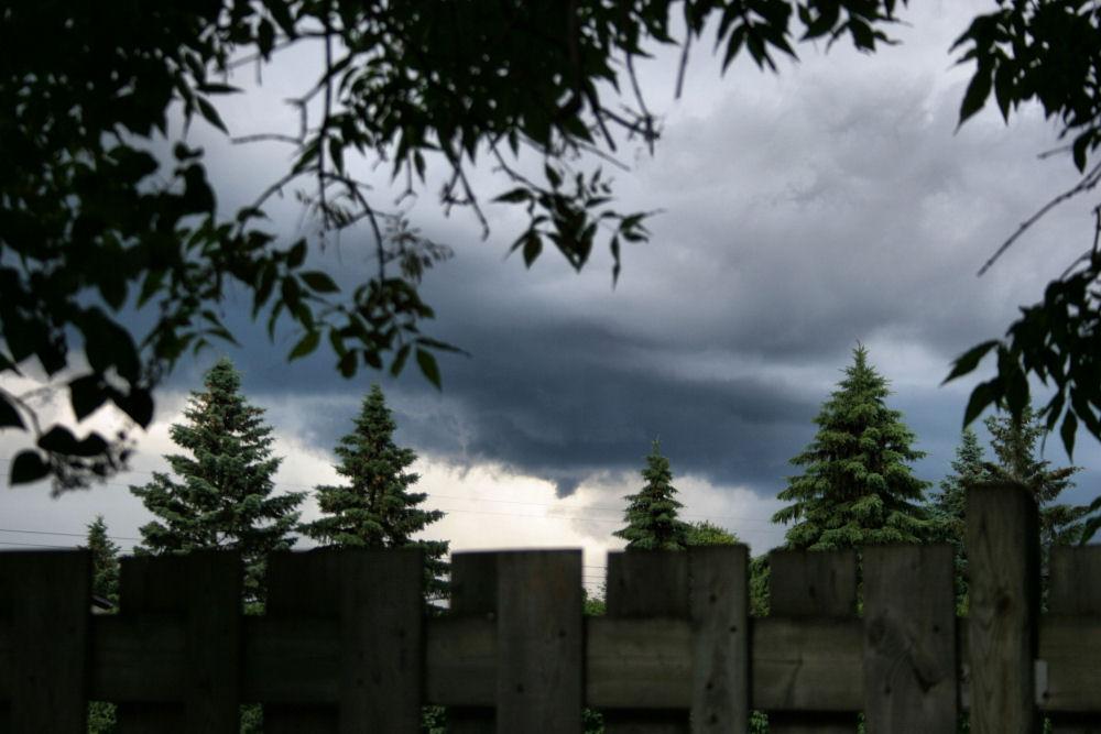 June storm, Ottawa, Ontario